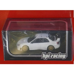 1/43 SUBARU IMPREZA WRC 2006 (PLAIN COLOR MODEL White)|purasen