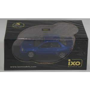 MOC001 スバル インプレッサ2.0 WRX 2001 Met Blue|purasen