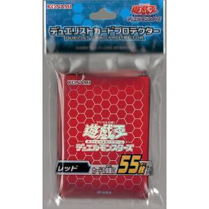 遊戯王オフィシャルカードゲーム デュエルモンスターズ 「デュエリストカードプロテクター レッド 」|purasen