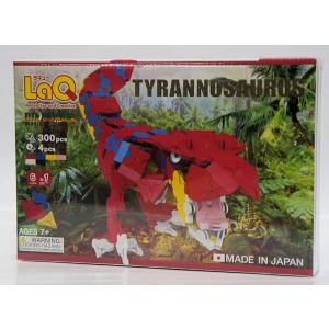 LaQ ダイナソーワールド ティラノサウルス TYRANOSAURUS