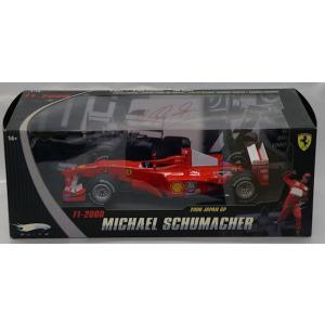 1/18 フェラーリ F1-2000 200 JAPAN GP  MICHAEL SCHUMACHER|purasen