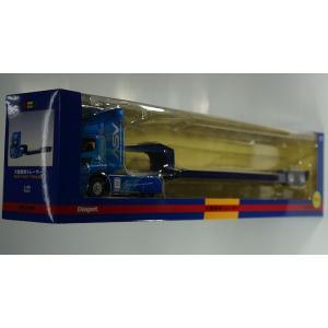 ダイヤペット DK-5109 大型低床トレーラー|purasen