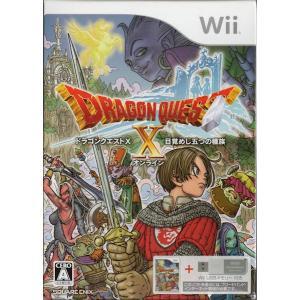 Nintendo Wii ドラゴンクエストX 目覚めし五つの種族 オンライン|purasen