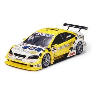 スポーツカーシリーズ 265 オペル アストラ V8 クーペ オペル チームフェニックス フィニッシュボディ 1/24|purasen