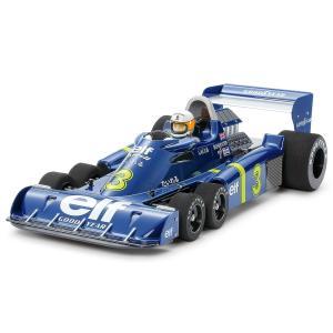 1/10 電動RCカーシリーズ タイレル P34 1976 日本GP スペシャル Tyrrell P34 SIX WHEELER 1976 JAPAN GP SPECIAL EDITION|purasen