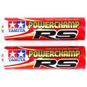 単三アルカリ乾電池 ミニ四駆バッテリー パワーチャンプRS|purasen
