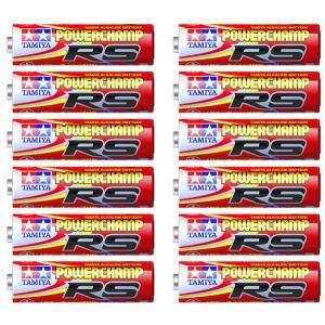 単三アルカリ乾電池 ミニ四駆バッテリー パワーチャンプRS (12本)|purasen
