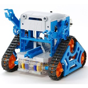 楽しい工作シリーズ(セット) No.227 カムプログラムロボット工作セット|purasen