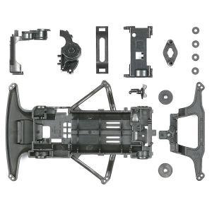 95239 カーボン強化スーパーFMシャーシセット ミニ四駆特別企画 Carbon Reinforced Super FM Chassis Set|purasen