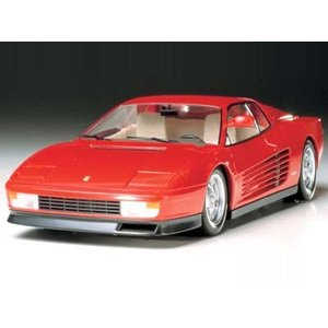スポーツカーシリーズ 059 フェラーリ テスタロッサ|purasen