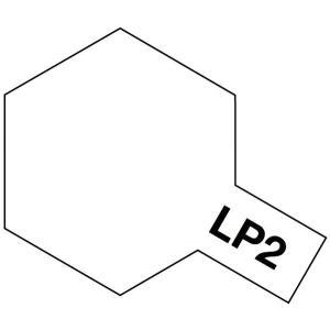 タミヤカラー ラッカー塗料 LP-2 ホワイト LACQUER PAINT LP-2 WHITE|purasen