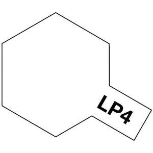 タミヤカラー ラッカー塗料 LP-4 フラットホワイト LACQUER PAINT LP-4 FLAT WHITE|purasen