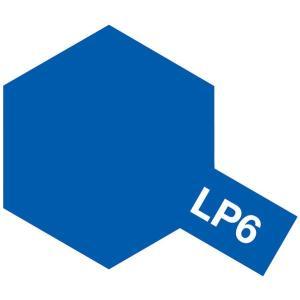 タミヤカラー ラッカー塗料 LP-6 ピュアブルー LACQUER PAINT LP-6 PURE BLUE|purasen