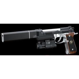 18才以上用6mmBB弾使用完全限定品ガスブローバックガン バイオハザード サムライエッジ 〈アルバート.W.モデル01〉BIOHAZARD SAMURAI EDGE purasen