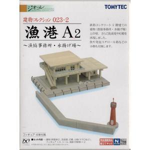 建物コレクションシリーズ 023-2 漁港A2 〜漁港事務所・水揚げ場〜|purasen