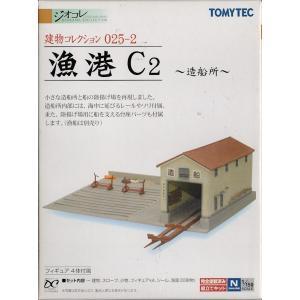 建物コレクションシリーズ 025-2 漁港C2 〜造船所〜|purasen