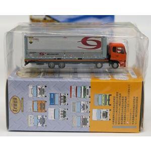 ザ・トラック コレクション第9弾 UDトラックス クオン SBSロジコム (31ftウイングコンテナ)|purasen
