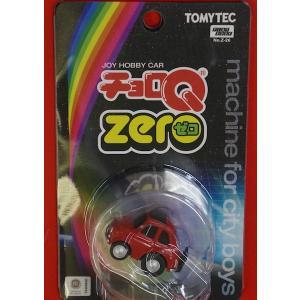 チョロQ zero Z-26a フィアット500F [ 赤 ]|purasen