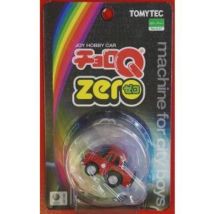 チョロQ zero Z-27d アルファロメオ ジュリアスーパー [ 赤 ]|purasen