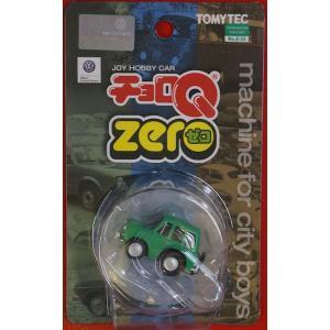 チョロQ zero Z-32b フォルクスワーゲン タイプIII ヴァリアント [ 緑 ]|purasen