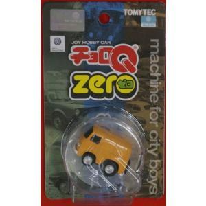 チョロQ zero Z-33a フォルクスワーゲン デリバリーバン [ 橙 ]|purasen