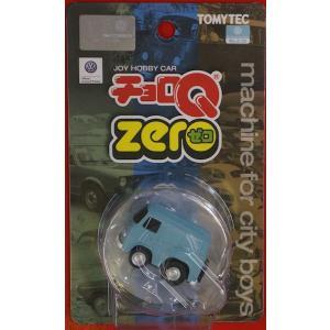 チョロQ zero Z-33b フォルクスワーゲン デリバリーバン [ 青 ]|purasen