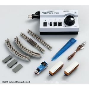 TOMIX Nゲージ鉄道模型 93705 きかんしゃトーマスセット purasen