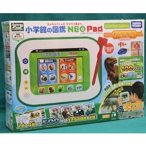 小学館の図鑑 NEO Pad purasen