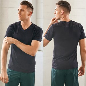 【SALE20%OFF】Manduka MEN'S ミニマリストTee2.0 ヨガウェア ヨガトップス 半袖 メンズ メンズヨガ フィットネス ヨガトップス スポーツ Tシャツ マンドゥカ|puravida|02