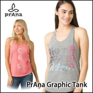 [PRANA] PrAna グラフィックタンク(女性用 タンクトップ)