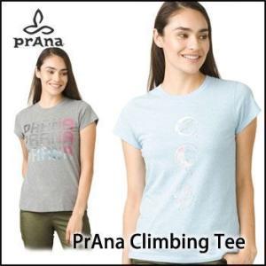 [PRANA] PrAna クライミング Tee(女性用 Tシャツ)
