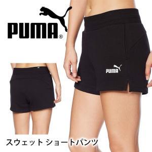 30%OFF [PUMA] ESS スウェットショーツ(女性用 ショートパンツ) 国内正規品 プーマ 18FW ボトムス ヨガウェア 《853911》|81005|「TR」|puravida