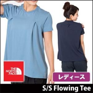 20%OFF ノースフェイス [THE NORTH FACE] S/S フロウィング Tee 女性用 Tシャツ 国内正規品 フィットネス ランニング ヨガウェア レディース 《NTW11813》|puravida