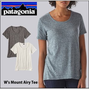[Patagonia]  W's マウント・エアリー・Tee