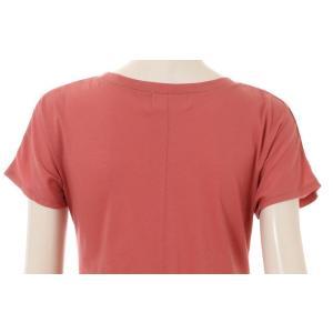 【完売】REAL STONE Tシャツ ヨガウェア トップス おしゃれ ヨガトップス Tシャツ レディース 半袖 スポーツ ヨガ|puravida|06