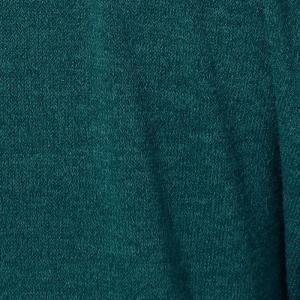 【送料無料】ヨガウェア 長袖 羽織 [GLAZ respirer] スパンベア天竺カシュクールプールオーバー 19SS ヨガ ヨガウエア フィットネス puravida 09
