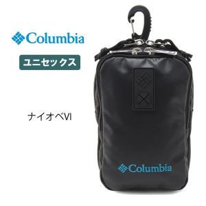 コロンビア[Columbia] ナイオベVI(男女兼用 ポーチ)/国内正規品 アウトドア バッグ バッグインバッグ ボディバッグ 鞄 軽量 小型 フェス 《PU2012》|puravida