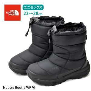 【30%OFF】アウトドア 靴 ノースフェイス THE NORTH FACE ヌプシ ブーティー ウォータープルーフ VI 19FW スノーブーツ 防水|puravida