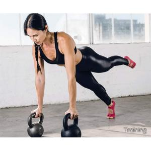 ToeSox ベラリナ Half-Toe ヨガソックス 5本指 滑り止 指なし スポーツソックス ヨガ靴下 ヨガグッズ スポーツ 冷え取り yoga メンズ レディース|puravida|10