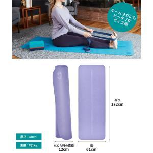 ヨガマット 軽量 マンドゥカ Manduka ビギン ヨガマット (5mm) 20SS ピラティス ホットヨガ クロスフィット 初心者 リバーシブル|puravida|17