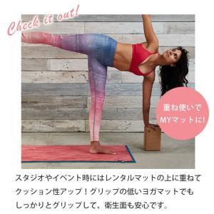 クーポンで10%引!ヨガマット 折りたたみ マンドゥカ Manduka エコ スーパーライト トラベル ヨガマット (1.5mm) 20SS コンパクト 持ち運び 天然ゴム|puravida|18
