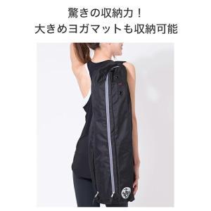 日本正規品 Manduka ゴーステディ 3.0 マットバッグ ヨガマットケース バッグ おしゃれ ヨガマットバッグ 大容量 ヨガ ヨガウェア 柄 軽量 コンパクト|puravida|03