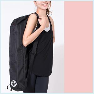 日本正規品 Manduka ゴーステディ 3.0 マットバッグ ヨガマットケース バッグ おしゃれ ヨガマットバッグ 大容量 ヨガ ヨガウェア 柄 軽量 コンパクト|puravida|05