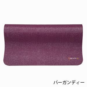 (Yogaworks) ヨガワークス ヨガマット(6mm) ヨガマット スタンダード ヨガ マット ピラティス 厚さ6mm エクササイズ ダイエット|puravida|02