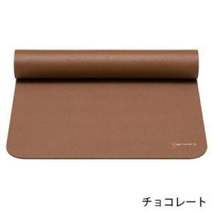 ヨガワークス ヨガマット 6mm yogaworksスタンダード ヨガ マット  厚さ6mm  ダイエット  初心者用 ヨガワークス PVC素材 Yoga works 【送料無料】|puravida|05