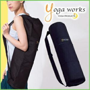 yogaworks ヨガワークス ヨガマット バッグ トレーニングマット エクササイズマット|puravida