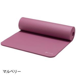 (Yogaworks) ピラティスマット(12mm) ヨガマット ピラティス マット ストレッチ|puravida|02