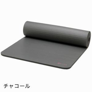 (Yogaworks) ピラティスマット(12mm) ヨガマット ピラティス マット ストレッチ|puravida|03