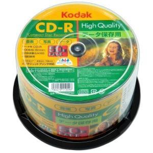 Kodak CD-R データ用50枚スピンドル KDCR80GP50 ASN