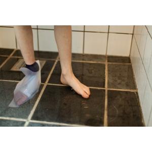 日本製【ネコポス】【ケガ骨折防水カバー・ギプス包帯時の入浴シャワー】 Drylimb(ドライリム)(リンボ) 大人用 足首Ankle(ノーマル) シャワーカバー pureclean 06